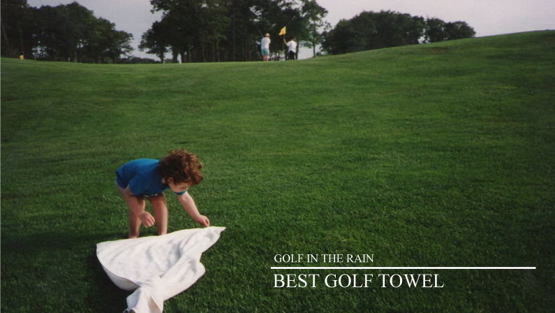 4ed25e1dde40 Best Golf Towel of 2018 - Golf In The Rain